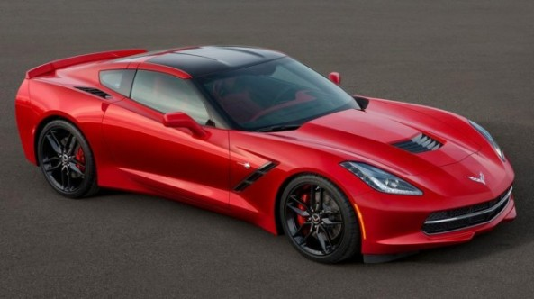 2014 Corvette Stingray auto